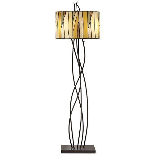 Pacific Coast Lighting Oak Vine Floor Lamp ()