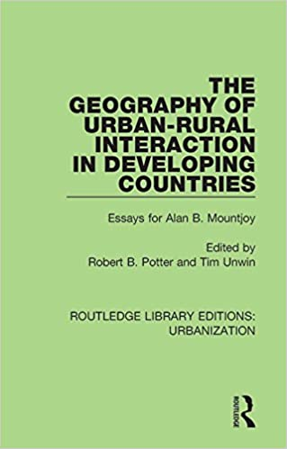 The Geography Of Urbanrural Interaction In Developing Countries  The Geography Of Urbanrural Interaction In Developing Countries Essays  For Alan B Mountjoy Volume  Routledge Library Editions Urbanization  St  Sample Thesis Essay also Business Plan Help  Essay Paper Writing Services