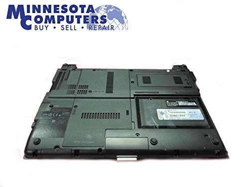 HP 598759-001 CPU base enclosure (chassis bottom) - Includes display release l