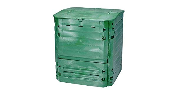 GRAF Compostador THERMO-KING verde + rejilla de fondo ...
