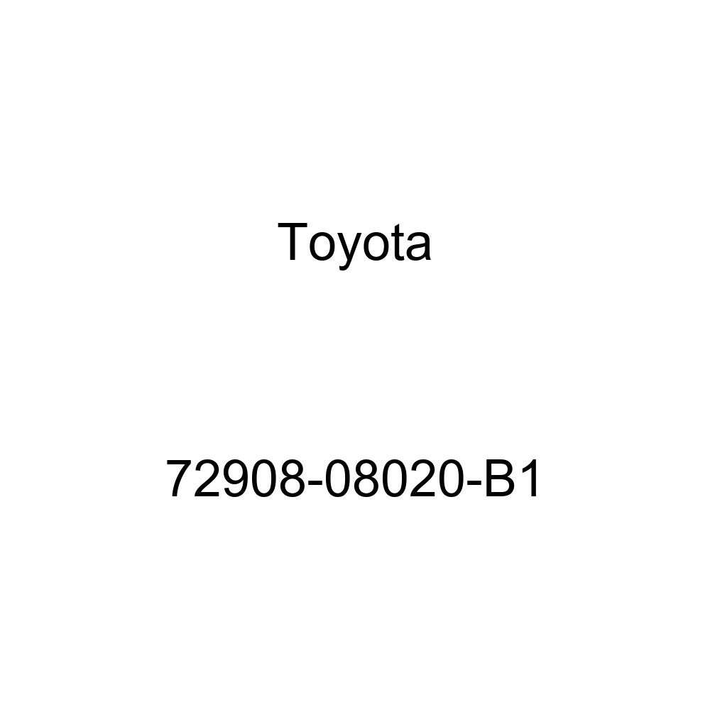 TOYOTA 72908-08020-B1 Seat Cushion Under Cover Sub Assembly