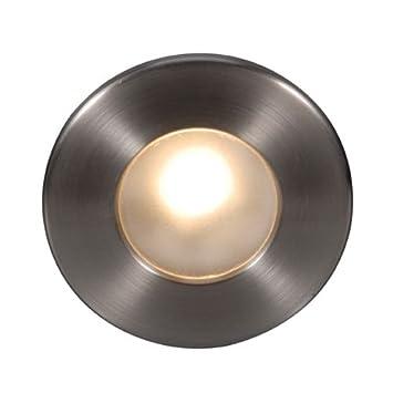 WAC Lighting WL-LED310-C-BN LED Step Light Circular Face - Indoor ...