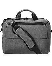 "AmazonBasics 15.6"" Laptop Bag Professional- Grey"