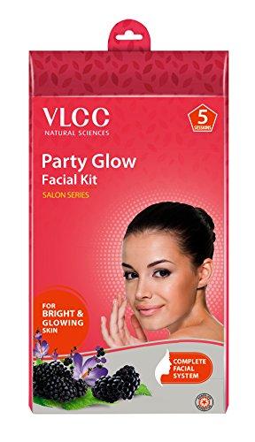 VLCC Professional Salon Series Insta Glow Facial Kit 5x10g