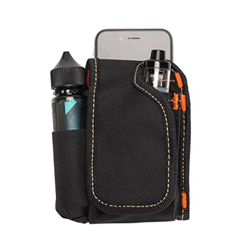 EGALIVE Travel Storage Bag E Liquid Bottle Tank Vape Pen Holder for E Cigarette Mod Battery Vaporizer Atomizer Accessories Bags