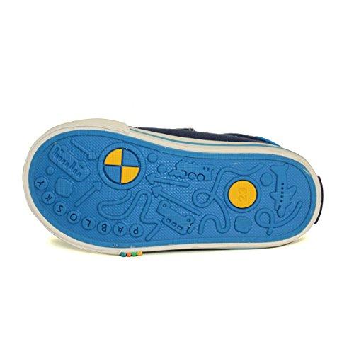 Pablosky, Sneaker bambini blu blu