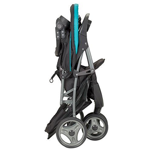 Image of the Baby Trend EZ Ride 5 Travel System, Hounds Tooth