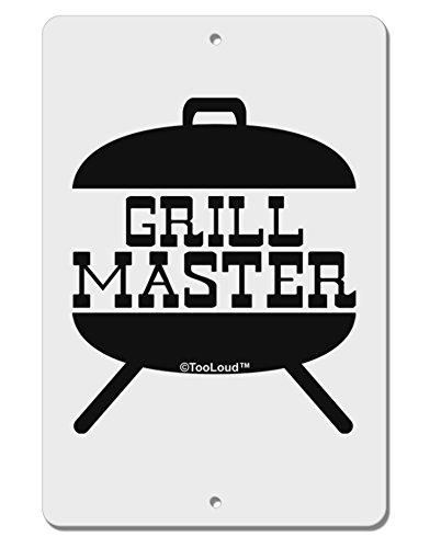 TooLoud Grill Master Grill Design Aluminum 8 x 12