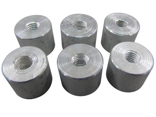 aluminum radiator bung - 4