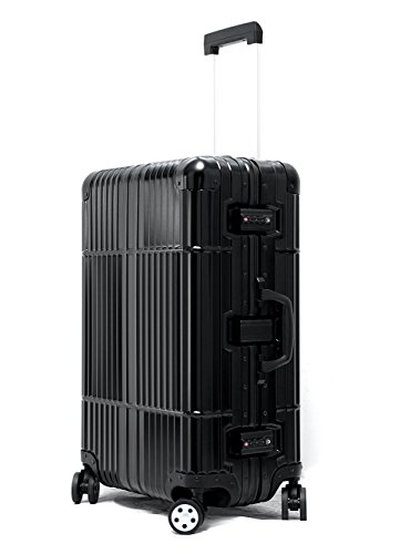 All Aluminum Case (Cloud 9 - All Aluminum Luxury Hard Case Checked 24