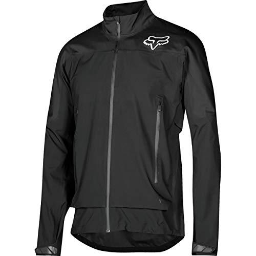 Fox Racing Attack Water Jacket - Men's Black, XL