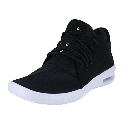 Jordan Uomo, Air Max First Class, Pelle/Mesh, Sneakers, Nero