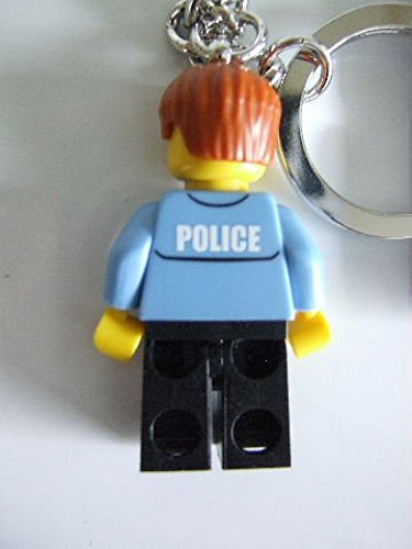 LEGO City: Poliziotto Portachiavi 3 spesavip