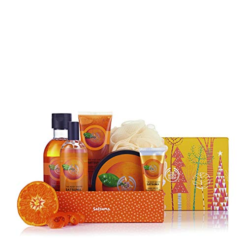 The Body Shop Satsuma Premium Selection Medium Gift Set ()