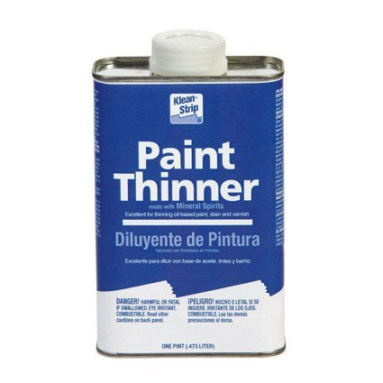 Klean-Strip PA12779 Paint Thinner, 1-Pint
