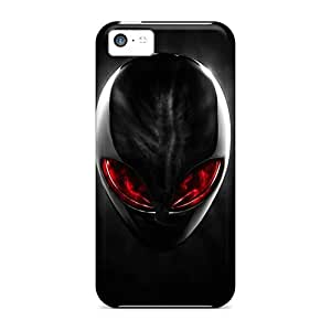 HVoiP4189PiXEx Tpu Case Skin Protector For Iphone 5c Alien With Nice Appearance