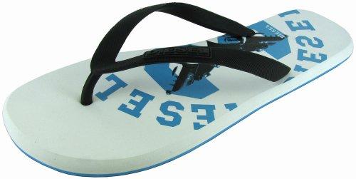 Crest Flip Flop Diesel Chaussures Noir