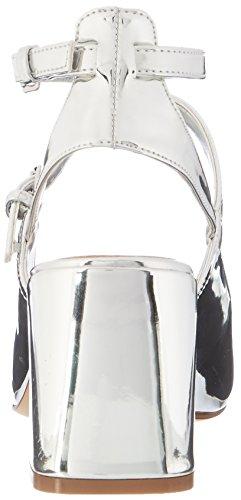 Femme Argent ALDO Silver 81 Escarpins Pergine qp1O1cy7a