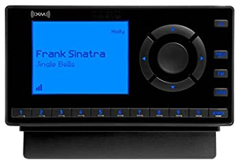 Siriusxm- Xez1v1 Onyx Ez Satellite Radio With Vehicle Kit- Black 6