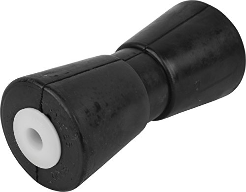 attwood 11215-1 Heavy-Duty Rubber Keel Roller 8