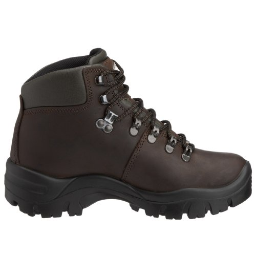 Peaklander Breathable 10 Grisport Hiking Boot Rubber 5 Waterproof Italian Cleated Brown Sole dwqXzU