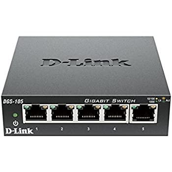 how to connect d link 8 port switch