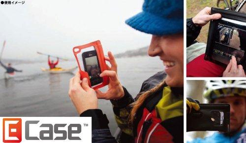 eCase iSeries Schutztasche für Iphone 4s/5/5c/5s Red