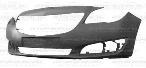 Imperial VX239CDACN Front Bumper