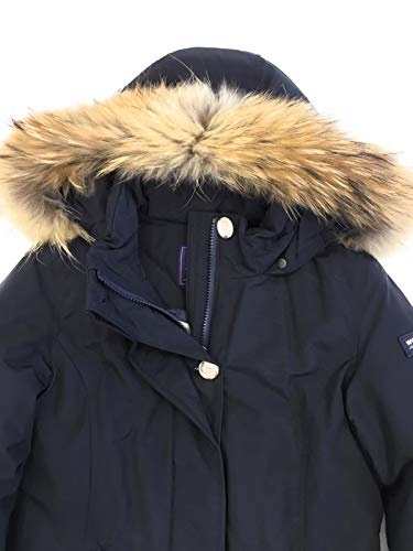 Giubbotto Woolrich Navy Bambina Arctic Blu Inverno Dark Wkcps1973 X4RAOqx4w