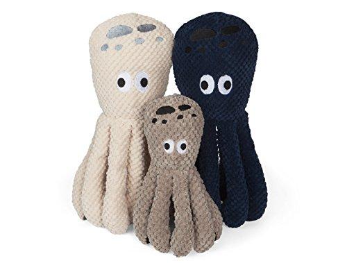 fabdog Floppy Octopus Squeaky Dog Toy (Large)