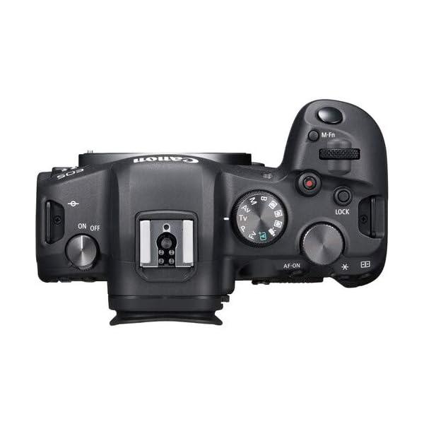 RetinaPix Canon EOS R6 Mirrorless Digital Camera (Body Only)