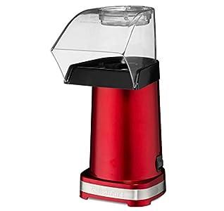 Cuisinart EasyPop Hot Air Popcorn Maker : Fluffier popcorn