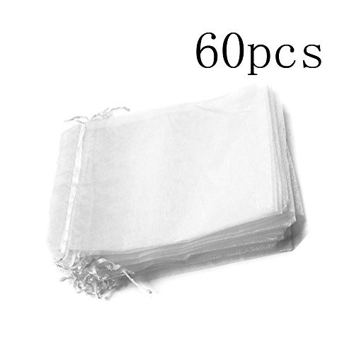 elife-60pcs-drawstring-organza-jewelry-pouch-bags-35x45-inch-35x45-white-color