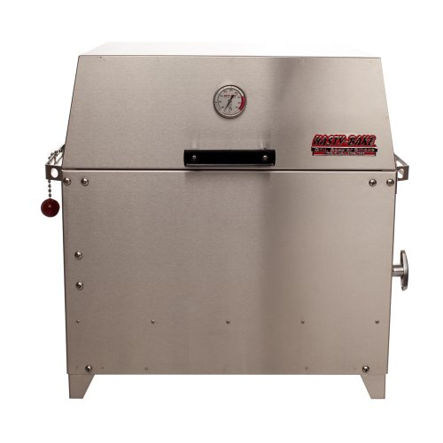 Hasty-Bake 380 Ranger Stainless Steel Charcoal Grill (Charcoal Rangers)