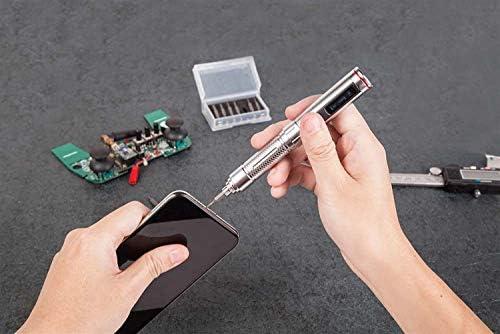 工業用工具セット ミニ精密コードレス電動ドライバースマートモーションコントロールドライバー構成パラメータ(ねじれ、トルクなど) ミニツール