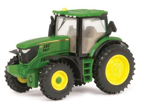 Implement Scale (Ertl John Deere 6210R Diecast Tractor, 1:64-Scale)