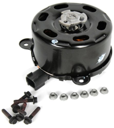 - ACDelco 15-80659 GM Original Equipment Driver Side Engine Cooling Fan Motor