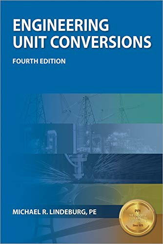 Engineering Unit Conversions, 4th Ed