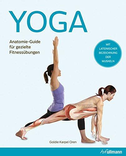 Yoga: Anatomie-Guide für gezielte Fitnessübungen: Amazon.es ...