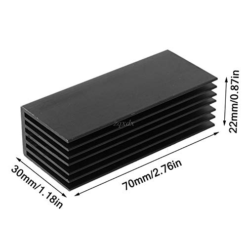 TL-ANALOGX Aluminum M.2 NVMe SSD Heatsink Cooling Heat Dissipation M.2 Solid State Hard Drive Radiator Cooler for SSD Dropship