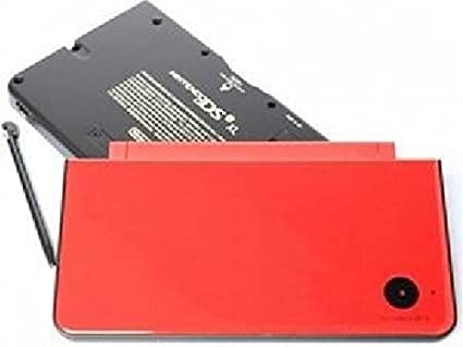 carcasa completa para Nintendo 3DS XL. Roja. Original ...