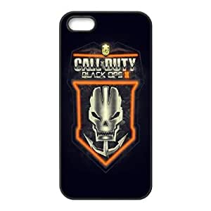 iPhone 4 4s Cell Phone Case Black Call Of Duty Black Ops2 Crest SLI_703769