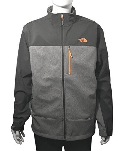 The North Face Men's Apex Bionic Jacket, Sedona Sage/Grey Heather, 2XL