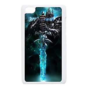 iPod Touch 4 phone case White The Lich King KKUP1760313