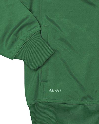 Nike Womens Mystifi Warm-Up Jacket Green