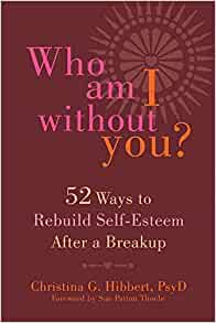 how to build your self esteem after a breakup