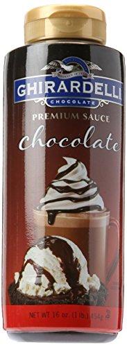 Ghirardelli Chocolate Premium Sauce, 16 - Sauce Continental