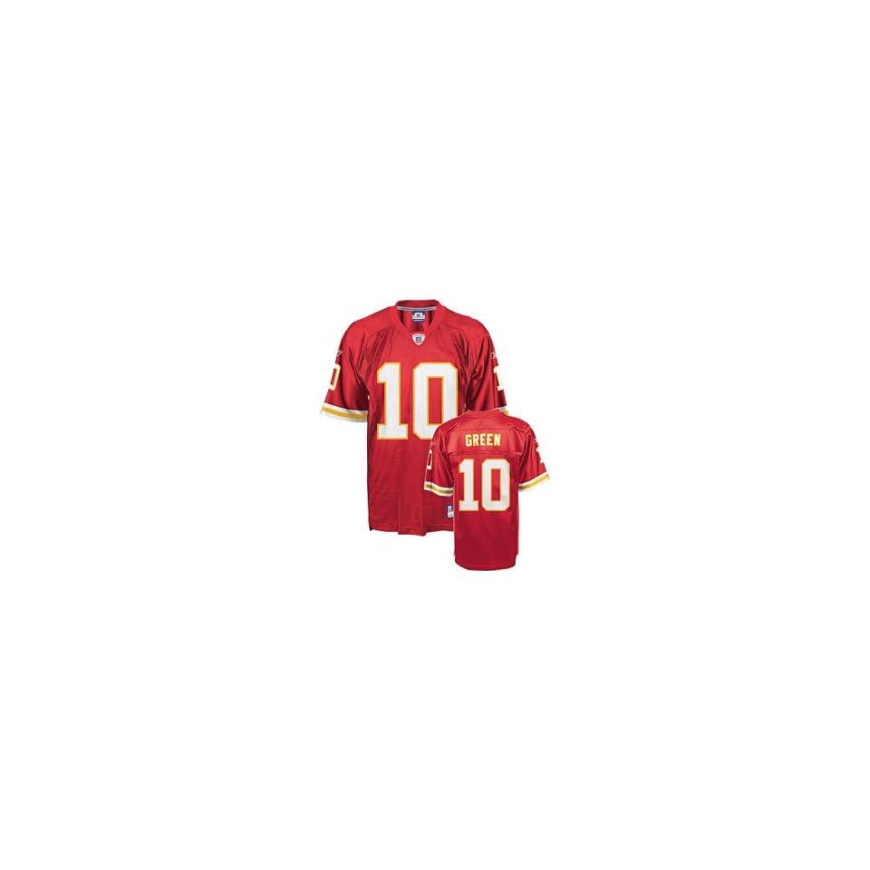 Trent Green #10 Kansas City Chiefs NFL Replica Player