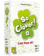 So Clover (English Version) A cooperative board Game by Repo Production | 3-6 Players - Board Games for Family | 30 Minutes of Gameplay | Games for Family Game Night | For Kids and Adults Ages 10+
