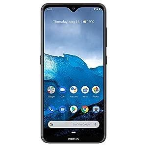 Nokia-62-Android-90-Pie-64-GB-Triple-Camera-Unlocked-Smartphone-ATTT-MobileMetroPCSCricketMint-63-FHD-HDR-Screen-Black-US-Warranty